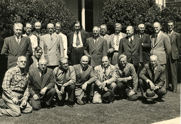 The San Fernando Valley Walnut Growers Association.