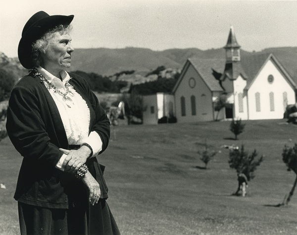 Catherine Mulholland, ca. 1996.