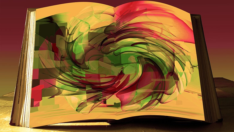 Colorful book