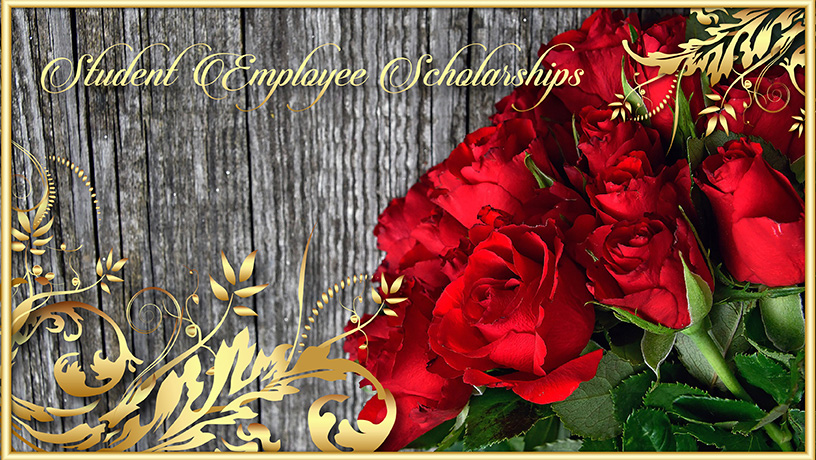 Student Employee Scholarships