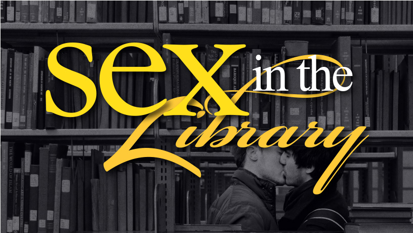 Oviatt library sex in the library fandeluxe Gallery