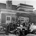 City of Burbank Fire Department, Station 1 on Third Street, 1920s