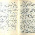 Diary entry for December 7, 1941
