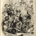 """""""Portraits of the Artists and Writers of Punch"""""""
