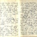 """Diary entry for April 6, 1942: """"Well tonite is the nite for the beer all right . . ."""""""