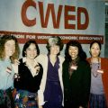 CWED staff poses for a group portrait