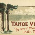 Tahoe Vista: the Gem of Beautiful Lake Tahoe