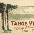 Tahoe Vista: The Gem of Beautiful Lake Tahoe
