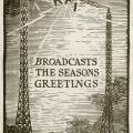 """KFI Broadcasts the Seasons Greetings"""