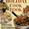 Cover of Better Homes & Gardens Holiday Cook Book. TX739 .B47 1959