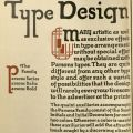 Examples of Parsons Bold type, Z250 .D2727 1923