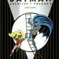 Batman Archives. PN6728 .B37 K354 1990 v.4