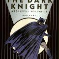 Batman: The Dark Knight Archives, vol. 1, 1992