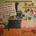 Cover of 66 Good Old Time Tested Pennsylvania Dutch Recipes, ca.1960