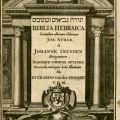 Torah nevi'im u-ketuvim. BS715 1705