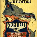 Automobile Map of California