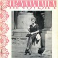 Transvestia, volume 2, number 11, cover featuring Terry, October 1961