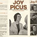 Picus campaign brochure, 1977.