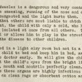 """A """"Recapitulation"""" of Measles by George Parrish, M.D."""