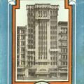 Hotel Stowell brochure cover.