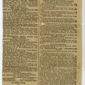 Newspaper clipping from Charles H. Peterson Diary