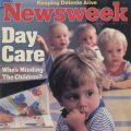 Newsweek cover, September 10, 1984, California Association for the Education of Young Children Collection