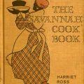 Cover, The Savannah Cookbook. TX715.2 .S68 S28 1933