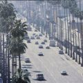 Aerial View of Van Nuys Boulevard, in Community Guide: Greater Van Nuys Area Chamber of Commerce