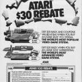 Ad for the Atari 2600 VCS or 5200 Supersystem
