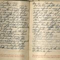 Diary entry, August 22, 1945