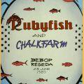 Rubyfish and Chalkfarm, 23 June 1989