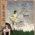 Screaming Flesh Machine, August 20, 1987
