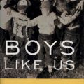 Cover of Boys Like Us: Gay Writers Tell Their Coming Out Stories, HQ75.7 .B69 1996