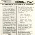 California Coastal Zone Conservation Commission newsletter, circa 1974. Dorothy Boberg Collection.