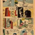 Page from Four Color Comics, 1951.