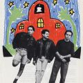 """Publicity for """"The Mission,"""" performed at the Los Angeles Theater Center, August 1990"""
