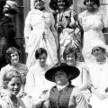 Lark Day, Owensmouth Women's Club, April 1930.
