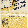 American Legion National Headquarters Child Welfare Division poster
