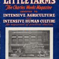 Cover of Little Farms: The Charles Weeks Magazine