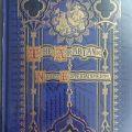 Cover of Dalziel's illustrated Arabian Nights' Entertainments. PJ7715 .D8 1880z