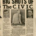Big Shots of the C.I.V.I.C., in The Equalizer, September 1937