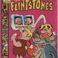 Cover of The Flintstones comic book, December 1977.