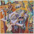 "Wayne Healy, ""Una Tarde en Meoqui (An Afternoon in Meoqui),"" Giclée print, 2004"