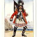 Character from the Gilbert and Sullivan opera, The Pirates of Penzance, appearing on a Player's Cigarettes advertising card
