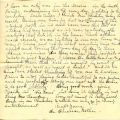 """Letter to Reverend Miller from """"An American Mother"""""""