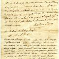 Free born affidavit for Henry Loyd (1830) from the Free Status Affidavits Collection.