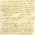 Free born affidavit for Henry Loyd, 1830