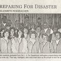 Preparing for Disaster, photo from the Los Feliz Observer