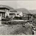 Residential area in Sylmar, San Fernando Earthquake Damage Photo Collection, 1971.