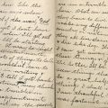 Letter from Raymond Gleason to his mother, Christmas day, 1918